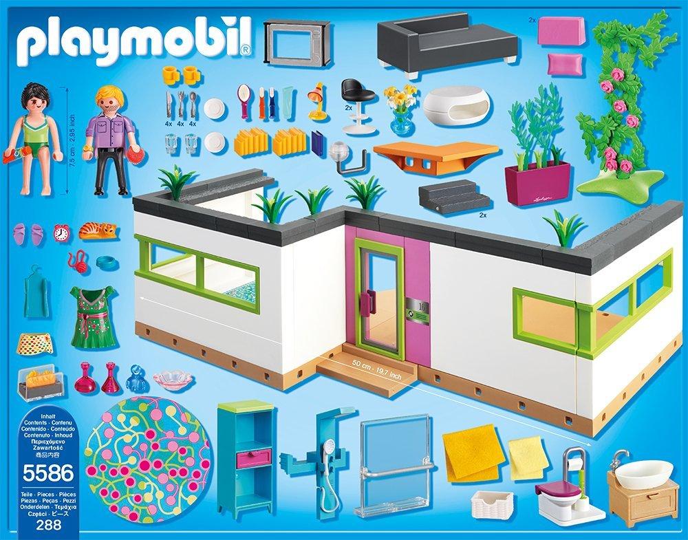 Playmobil Badezimmer Luxusvilla Nur Eine Andere Bildergalerie