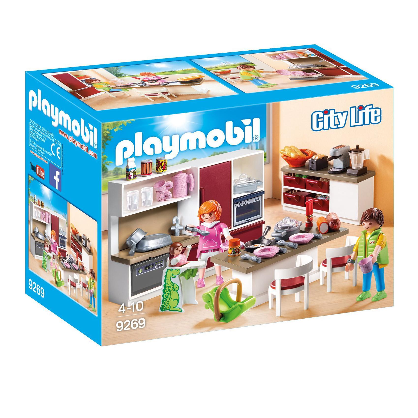 Modernes Lego Wohnzimmer 2018: Playmobil 3er SET 9269 9270 5271 Oder 5578 City Life